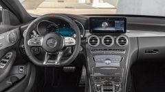Mercedes C 43 AMG, nuovi interni