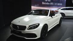 Svelata a New York la Mercedes C 63 AMG Cabrio - Immagine: 3