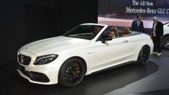 Svelata a New York la Mercedes C 63 AMG Cabrio - Immagine: 4