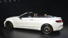 Svelata a New York la Mercedes C 63 AMG Cabrio - Immagine: 5