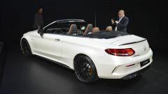 Svelata a New York la Mercedes C 63 AMG Cabrio - Immagine: 6
