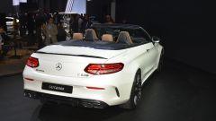 Svelata a New York la Mercedes C 63 AMG Cabrio - Immagine: 8