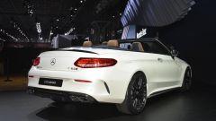 Svelata a New York la Mercedes C 63 AMG Cabrio - Immagine: 9