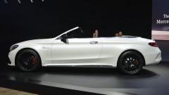 Svelata a New York la Mercedes C 63 AMG Cabrio - Immagine: 10