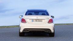 Mercedes C63 AMG e C63 S AMG 2015 - Immagine: 34