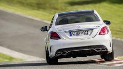Mercedes C63 AMG e C63 S AMG 2015 - Immagine: 32