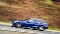 Mercedes C63 AMG e C63 S AMG 2015 - Immagine: 4