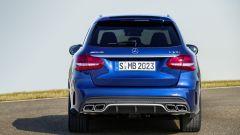 Mercedes C63 AMG e C63 S AMG 2015 - Immagine: 17