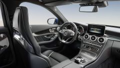 Mercedes C63 AMG e C63 S AMG 2015 - Immagine: 23