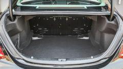 Mercedes C220 d Sport: i lbagagliaio