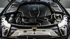 Mercedes C220 d Sport: il vano motore