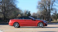 Mercedes C220d 4matic Cabrio Automatic Premium: test drive - Immagine: 12