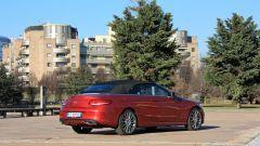 Mercedes C220d 4matic Cabrio Automatic Premium: test drive - Immagine: 13