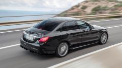 Mercedes C43 AMG, a Ginevra 2018 arriva il restyling - Immagine: 4
