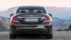 Mercedes C43 AMG, a Ginevra 2018 arriva il restyling - Immagine: 5
