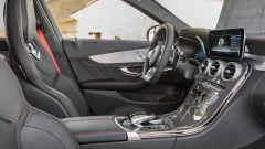 Mercedes C43 AMG, a Ginevra 2018 arriva il restyling - Immagine: 9