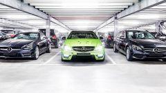 Mercedes C63 AMG Coupé Legacy Edition - Immagine: 4