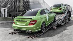 Mercedes C63 AMG Coupé Legacy Edition - Immagine: 5