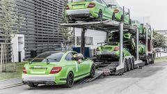 Mercedes C63 AMG Coupé Legacy Edition - Immagine: 6