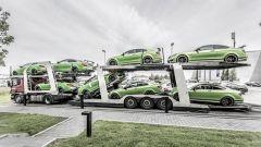 Mercedes C63 AMG Coupé Legacy Edition - Immagine: 7