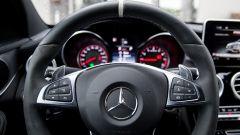 Mercedes C63 AMG S: anche all'interno la caratterizzazione estetica non è urlata