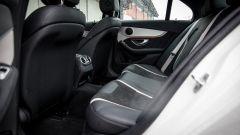 Mercedes C63 AMG S: dietro si viaggia comodi