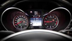 Mercedes C63 AMG S: la grafica della strumentazione è più racing