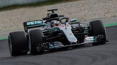 ...Mercedes, che dal 2010 è tornata in Formula 1 e dal 2014 domina il campionato