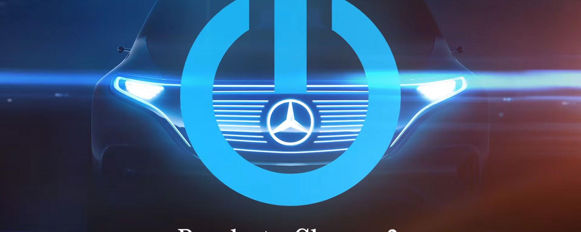 Mercedes chiede se siamo pronti a cambiare. Si prospetta una rivoluzione elettrica per la Casa di Stoccarda?