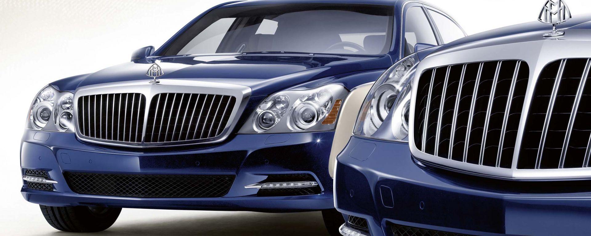 Mercedes chiude la Maybach