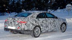 Mercedes CLA 2019 durante i test invernali