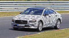 Mercedes CLA 2019, le foto spia