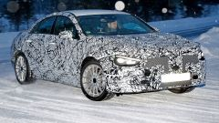 Mercedes CLA 2019: vista 3/4 anteriore