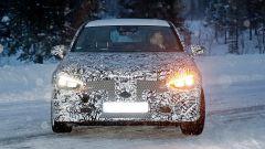 Mercedes CLA 2019: vista frontale