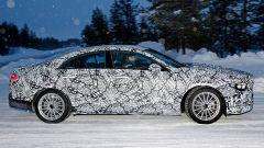 Mercedes CLA 2019: vista laterale