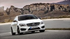 Mercedes CLA - Immagine: 37