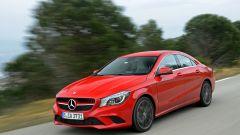Mercedes CLA - Immagine: 9