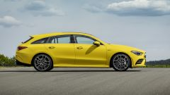 Mercedes CLA 35 AMG 4Matic Shooting Brake: il profilo