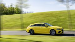 Mercedes CLA 35 AMG 4Matic Shooting Brake: vista lato destro
