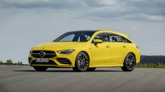 Mercedes CLA 35 AMG 4Matic Shooting Brake