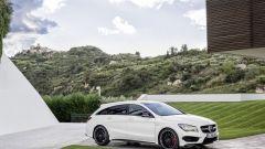 Mercedes CLA 45 AMG Shooting Brake  - Immagine: 4