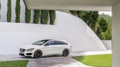 Mercedes CLA 45 AMG Shooting Brake  - Immagine: 7
