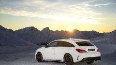 Mercedes CLA 45 AMG Shooting Brake  - Immagine: 13