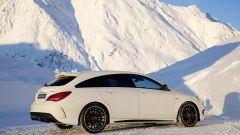 Mercedes CLA 45 AMG Shooting Brake  - Immagine: 14