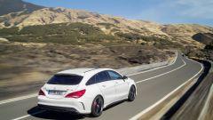 Mercedes CLA 45 AMG Shooting Brake  - Immagine: 28
