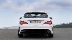 Mercedes CLA e CLA Shooting Brake 2016 - Immagine: 18