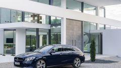 Mercedes CLA e CLA Shooting Brake 2016 - Immagine: 45