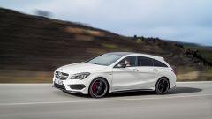 Mercedes CLA Shooting Brake  - Immagine: 25