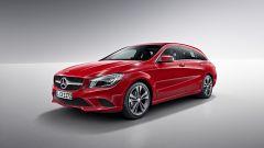 Mercedes CLA Shooting Brake  - Immagine: 17