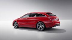 Mercedes CLA Shooting Brake  - Immagine: 15
